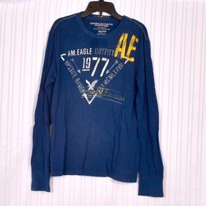 American Eagle Outfitters Men's long Sleeve Tee